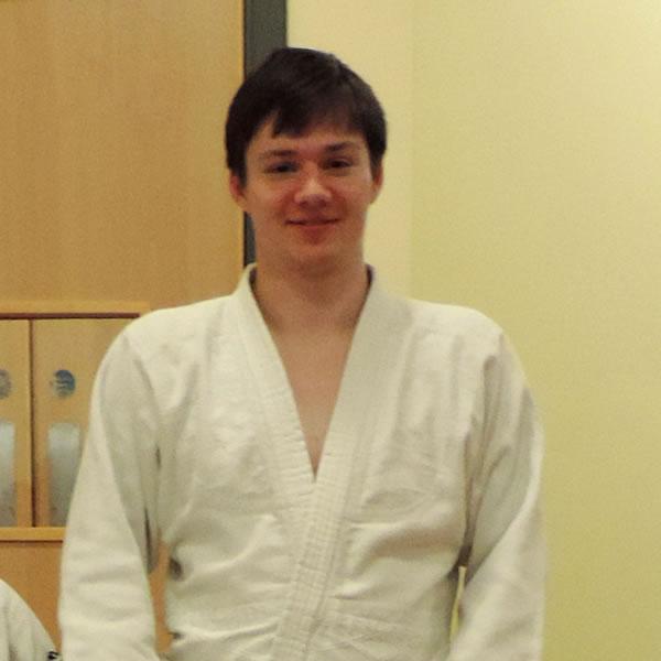 Craig Capon - Black Belt Judo Coach at Elmbridge Excel Sports Centre Walton on Thames Surrey