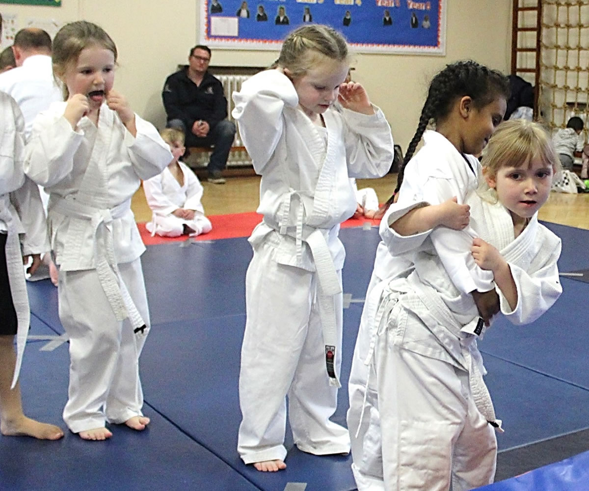 Chidrens Judo Club - Classes in Surrey - Children's Judo Clubs by Tora-Kai School Of Judo