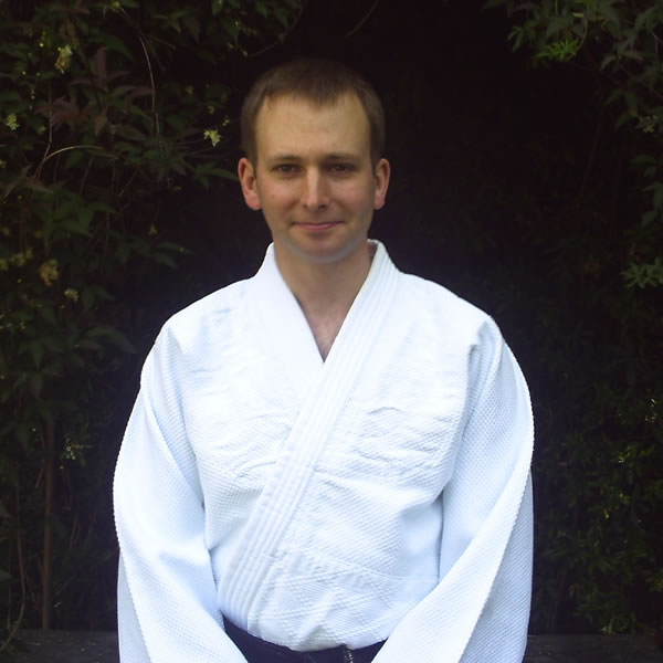 Judo Coach David Kennedy - Teaches Classes Children in Surrey