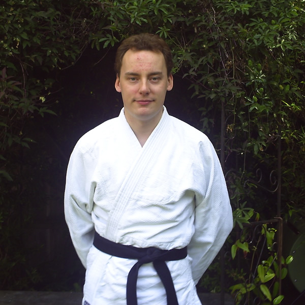 Judo Coach Peter Gould - Teaches in Oxshott and other Elmbridge Surrey Schools and Sports Centres