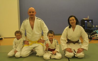 Family Judo Open Day In Laleham – Try Judo For Free