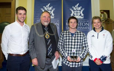 Judo Coach Craig Capon – Winner Of The Neil Desai Award