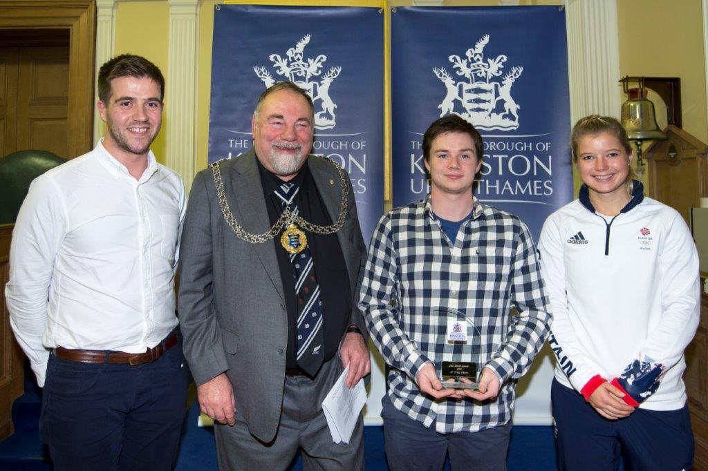 Judo Coach Craig Capon - Winner Of The Neil Desai Award - Sport Kingston