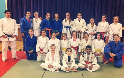 Open Judo Club Session At Long Ditton Village Hall Was A Success