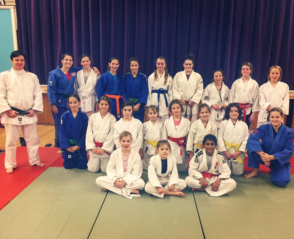 Open Judo Club Session at Long Ditton Village Hall