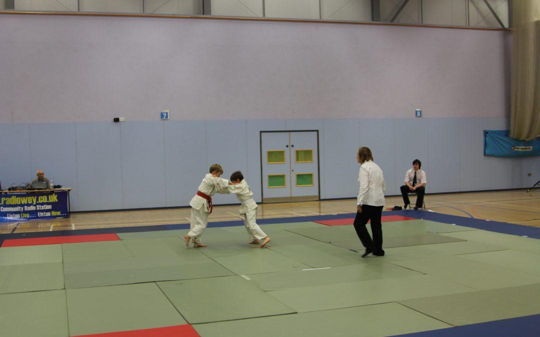 2017 Tora-Kai Judo Club Competition Results