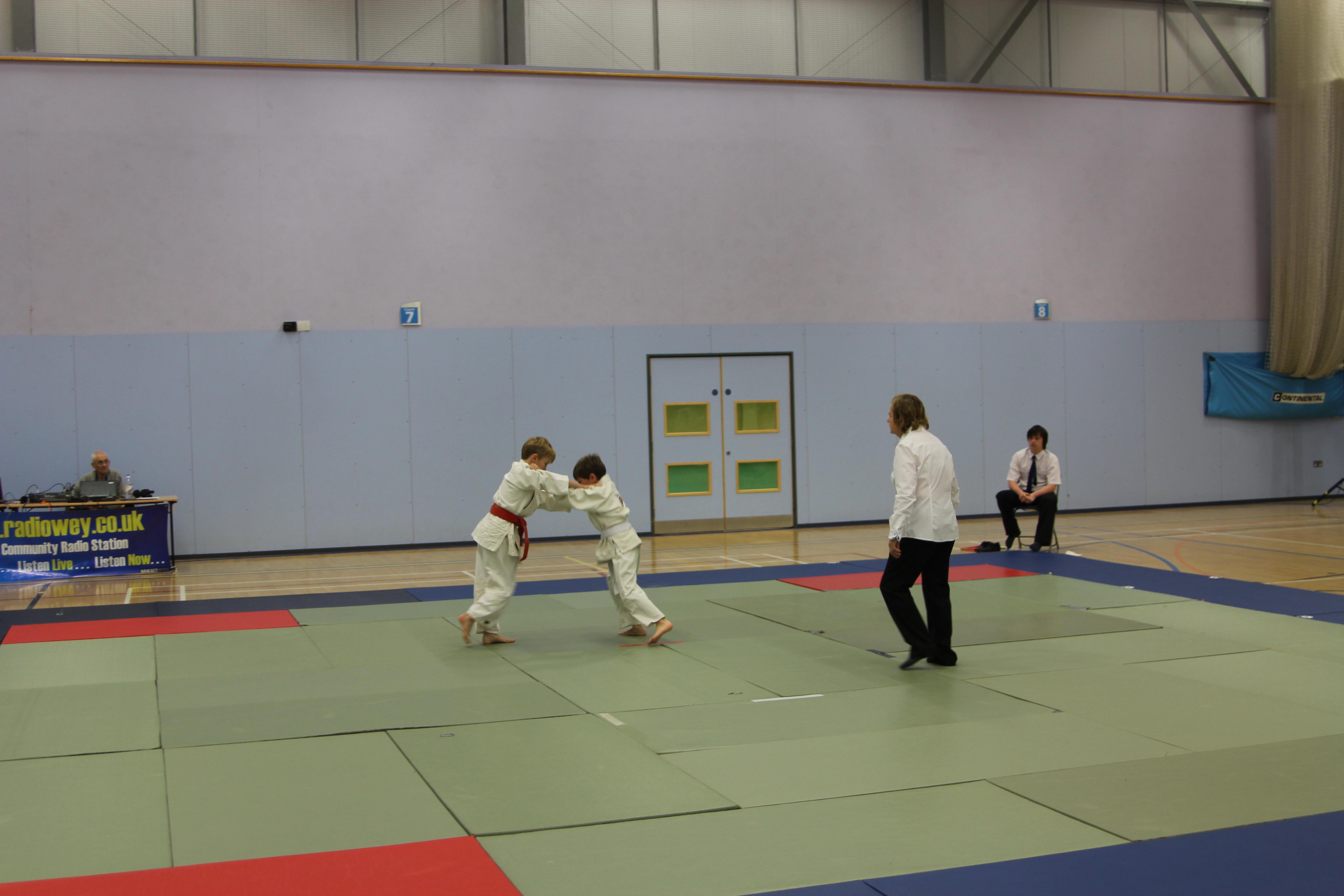 Tora Kai Judo Championships