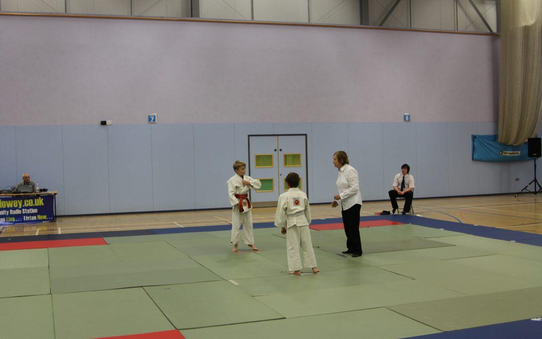 2012 Tora-Kai Judo Club Competition Results