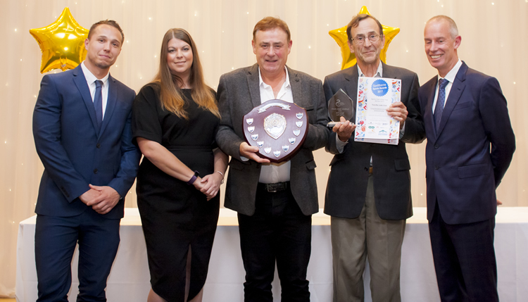 Tora Kai Judo - Spelthorne Sports Club of the Year Award