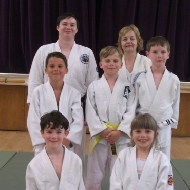 Tora Kai Judo Long Ditton Village Hall