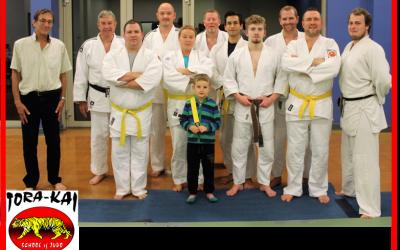 Judo Grading 11th October 2018