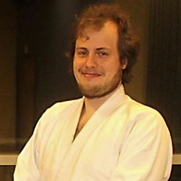 Judo Coach Jonathan Harvey - Teaches in Charlton Hall Shepperton, Elmbridge Xcel Walton and other Surrey Schools and Sports Centres