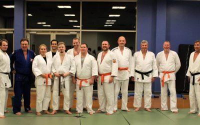 Judo Grading – New Belts 18th October 2018